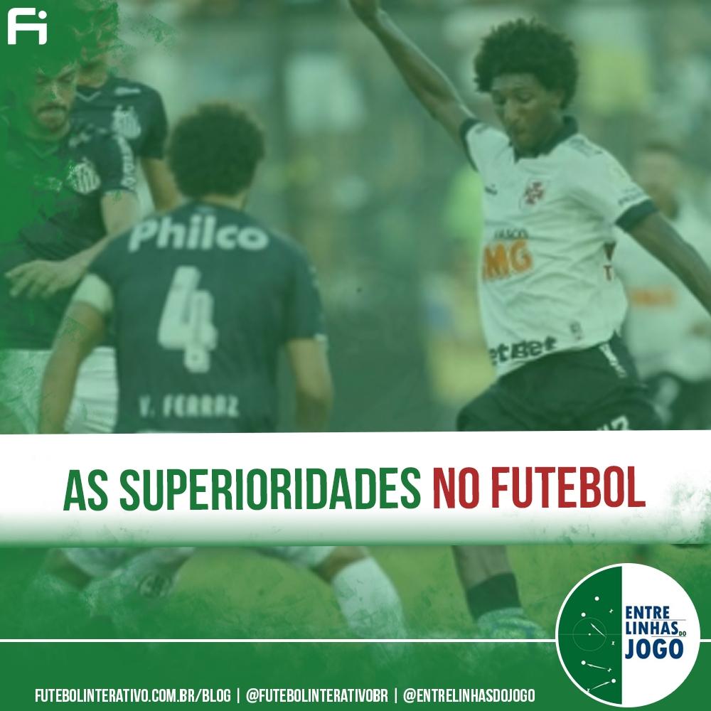As superioridades no futebol