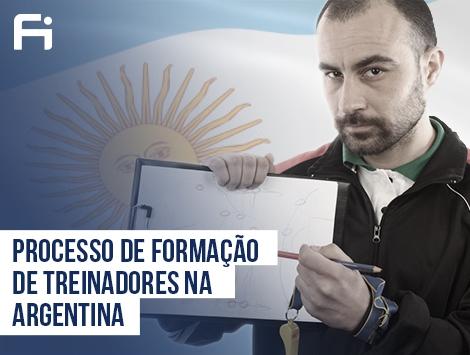 Modelo de jogo - Processo de Formação de Treinadores na Argentina