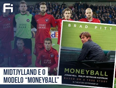 """Análise de Mercado - Midtjylland e o Modelo """"Moneyball"""""""